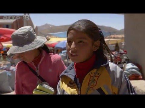 BOLIVIEN Das Kinder Recht auf Arbeit