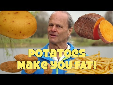 Raw Food Exposed: Doug Graham: Potatoes Make You Fat