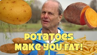 Raw Food Exposed: Doug Graham: Potatoes Make You Fat