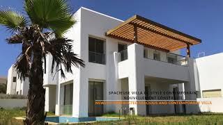 Villa de Luxe avec Piscine a Louer au Maroc