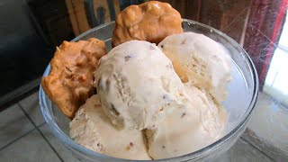 How to make New Orleans Praline Ice cream