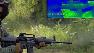 Эксперимент с американским автоматом AR-15