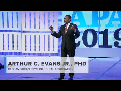APA 2019 Opening Session: APA CEO On Where APA Is Headed