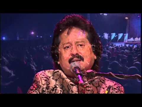 'Jiyen To Jiyen Kaise Bin Aapke...' sung by Pankaj Udhas