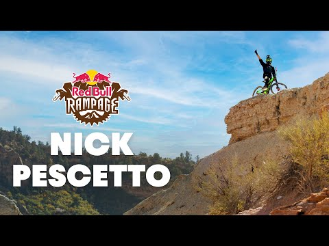 Red Bull Rampage 2015: Nick Pescetto's Aggressive GoPro Qualifying Run
