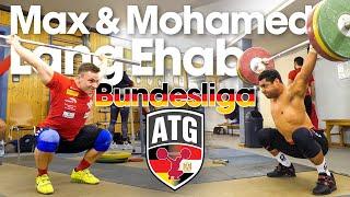 Max Lang & Mohamed Ehab Lifting in Germany - ATG Bundesliga Report