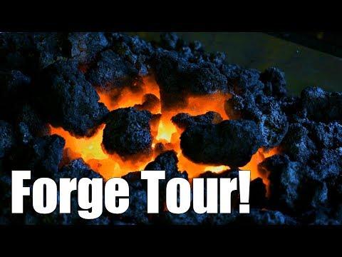 Forge Tour!