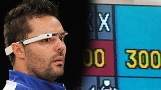 Belmo World First 300 game with Google Glass