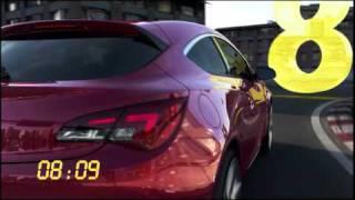 2010 Vauxhall Astra - Interior Revealed Videos