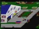 Paperboy gameplay by Darth Yoda 03 on Hard Way 438,859 points.