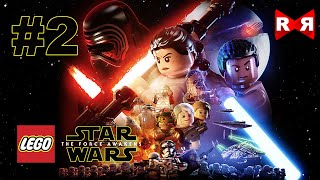 LEGO Star Wars: The Force Awakens - iOS / Android - Walkthrough Gameplay Part 2