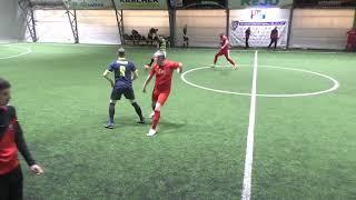Полный матч ТоП ФінТ 4 8 Dresdner Турнир по мини футболу в Киеве