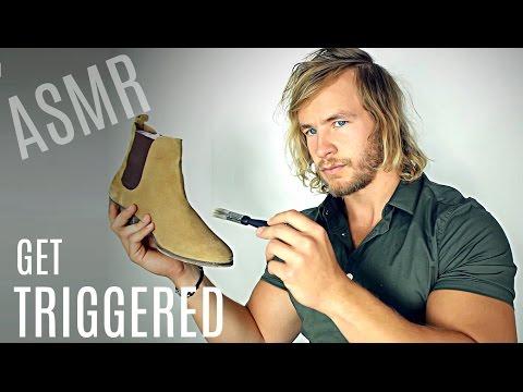 ✰ Get Triggered - Shoe Care for Ultimate ASMR ✰