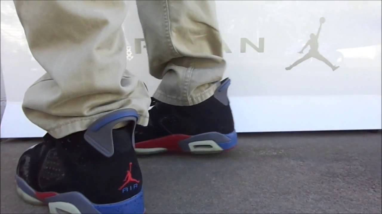 quality design b5130 37482 Air Jordan Retro 6 VI Pistons review + ON FEET! from rehomer.com
