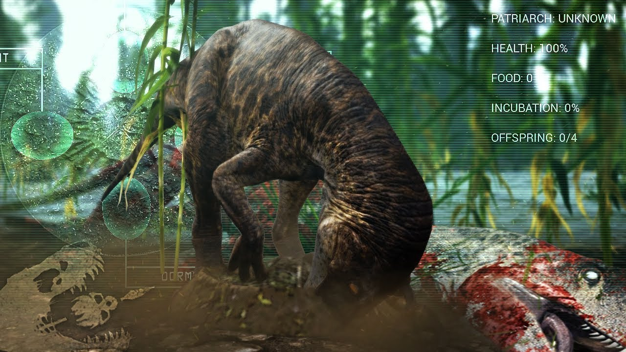 THE BIGGEST DINOSAUR UPDATE OF 2018!! - The Isle - New Nesting, New Gore,  New EVERYTHING! - Gameplay