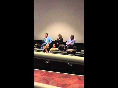 Vaxxed Q&A at 4/16/2016 Showing in Santa Monica, CA