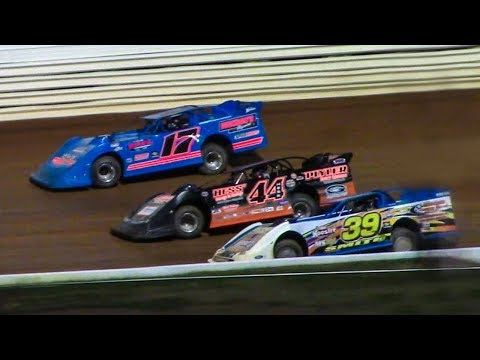 ULMS Super Late Model B-Main One | Port Royal Speedway | 4-28-18