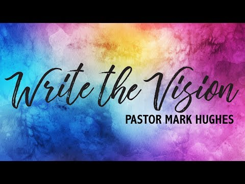 Write The Vision: To Know God - Pt. 01