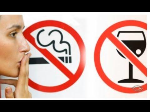 Вредные привычки и зрение