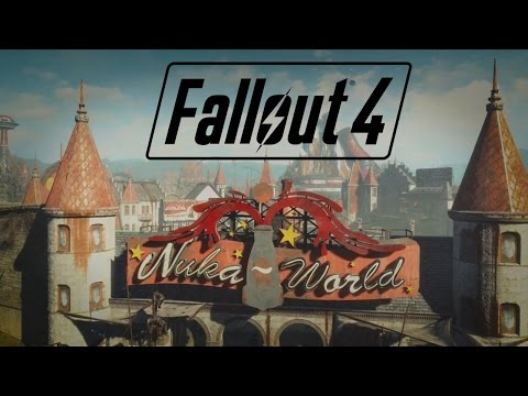 FALLOUT 4 Nuka World Trailer (PS4 XBOX ONE PC) 2016