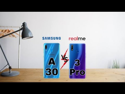 Realme 3Pro Vs Samsung Galaxy A30 | Which One To Buy In Pakistan ?
