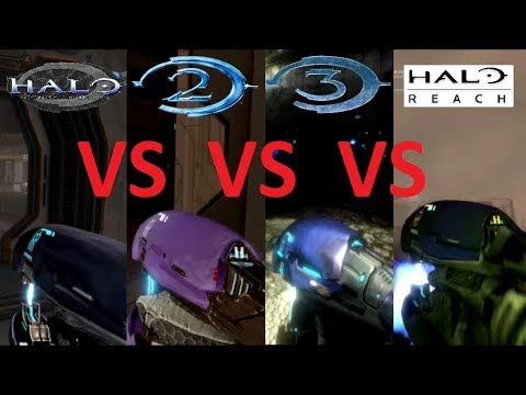 Which Halo Game Has The Best Plasma Rifle?