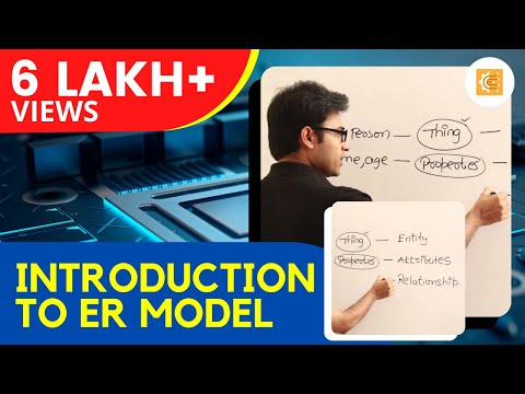 Introduction to ER model