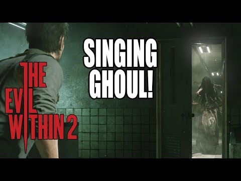 ALL SINGING, ALL DANCING GHOST! Evil Within 2 Rage! (#7)