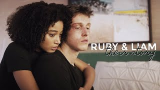 Ruby + Liam | Their Story [The Darkest Minds]