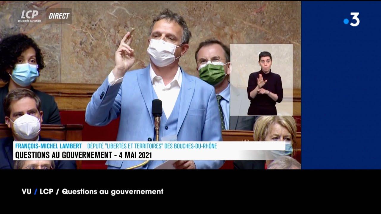 """VU du 05/05/21 : """"Un joint à l'Assemblée"""""""
