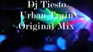 Urban Train by TIESTO -Original Mix- HQ