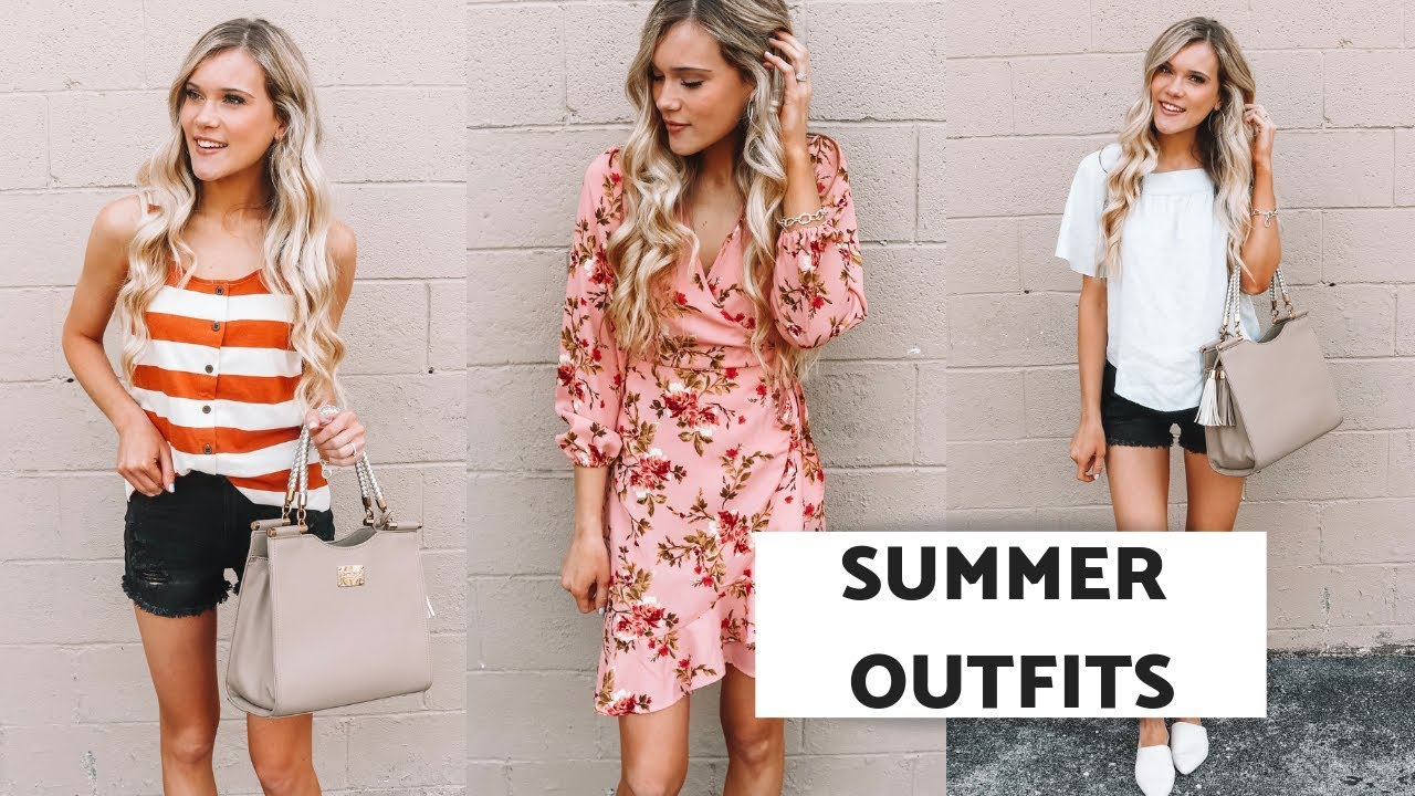 Huge Target Try On Haul | Summer Outfits 2019 1