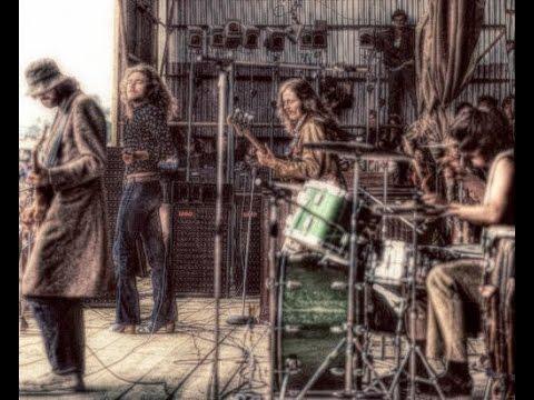 Led Zeppelin – 19700628 @ BATH FESTIVAL Shepton Mallet, England