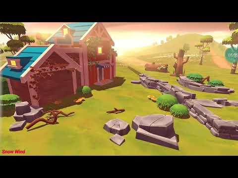 Big Farm Home Garden - Game Thiết kế ngôi nhà và khu vườn mơ ước