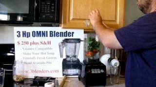 Green Kale Banana Peach Beet Smoothie Recipe.mov