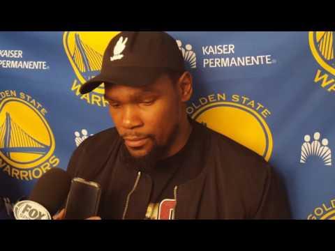 Kevin Durant interview El Medio