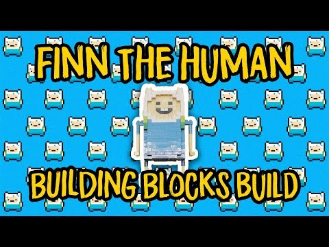 Finn The Human! Miniso Building Blocks Guide!