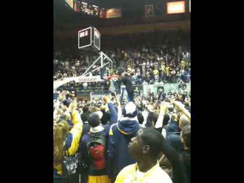 California Golden Bears Win 2010 PAC-10 Basketball Title