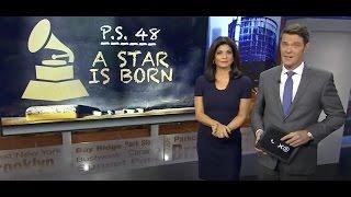 P.S.48 - Pix11 News -  A Star is Born