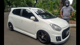 In Depth Tour Daihatsu Ayla Turbo Om Mobi