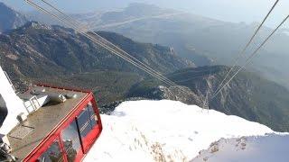 Antalya Olympos Teleferik - Sonbahar Kış (HD)