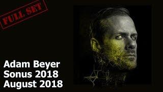 Adam Beyer @ Sonus 2018 [DAY TIME] August 2018