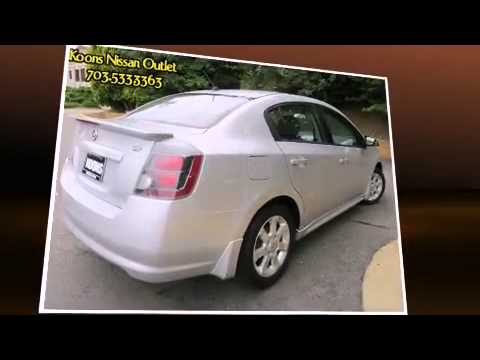 2010 Nissan Sentra 2.0 SR In Falls Church, VA 22044