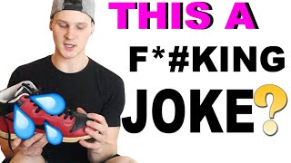 I GOT SCAMMED!!!! I think. Ebay Sneaker Unboxing FAIL.