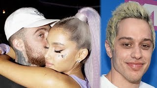 Mac Miller's Death CAUSED Ariana Grande and Pete Davidson To Break Up?