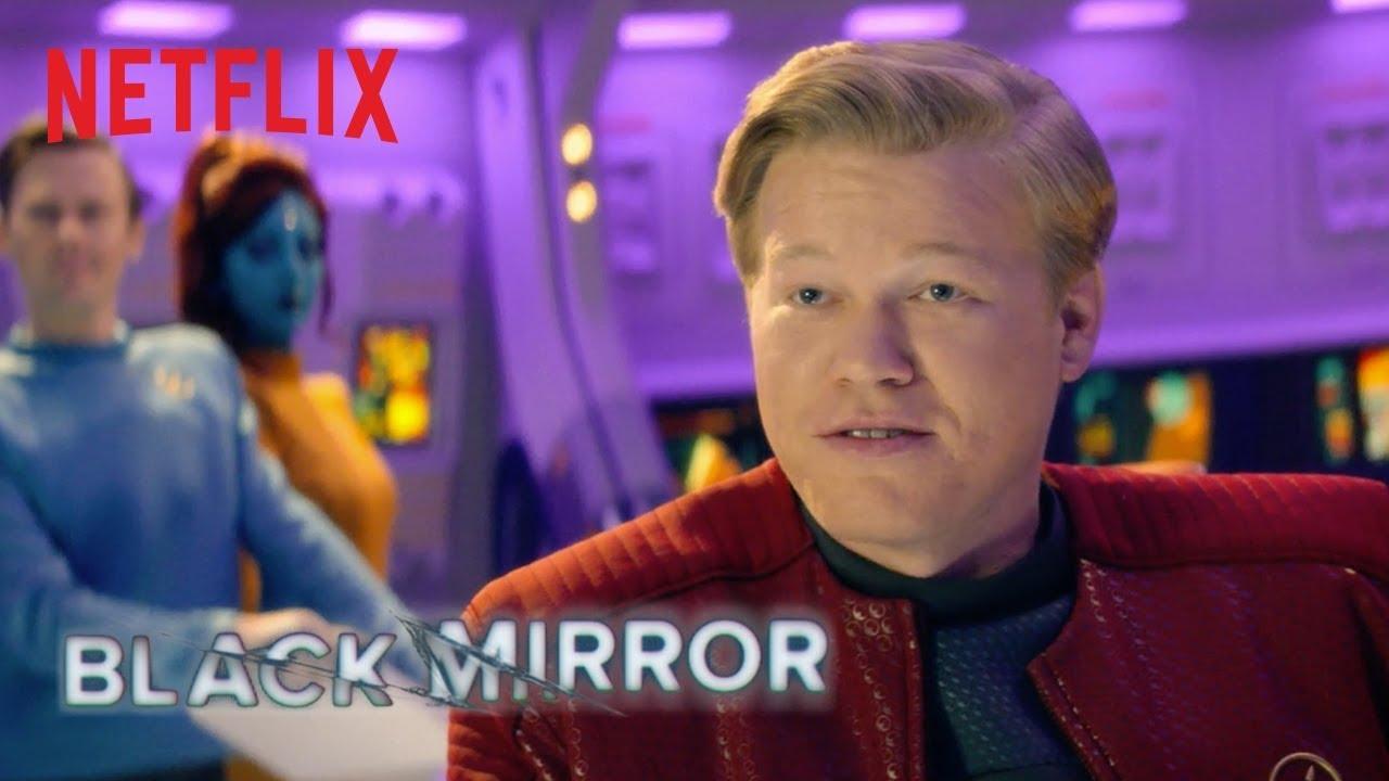 Black Mirror - U.S.S. Callister | Official Trailer [HD] | Netflix ...
