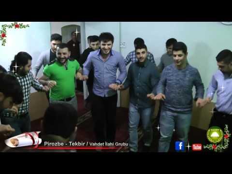 PİROZBE - TEKBİR / İslami Halay - Vahdet İlahi Grubu (HD)