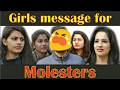 Indian Girls reply to Molesters   Bangalore Molestation   Aamir The Liberal Indian TLI