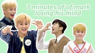 mark being flustered for 7 minutes straight
