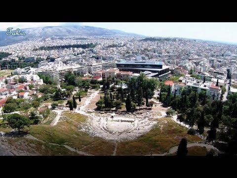 The First Theater of the World_The Theater of Dionysus in Athens